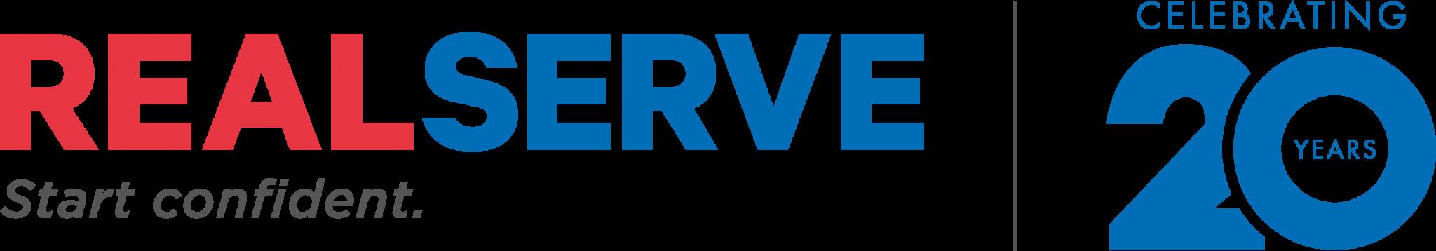 Realserve Pty Ltd New Zealand Property Surveys and Measurement Logo